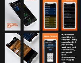 Nro 18 kilpailuun iOS App Screenshots käyttäjältä OthmanDesigner
