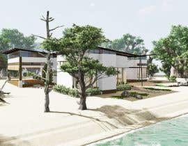 nº 14 pour 3D Visualization - Modern Japanese & Filipino Beach House par jakerhassan64