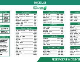 #4 untuk PRICE LIST CLEANUP - VECTOR TEXT EXPERT oleh akhlash