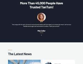 #44 untuk Fresh and modern website for EvoLux relaunch oleh mnabeelahmad22