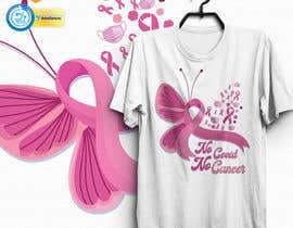 Maxbah tarafından Breast Cancer TShirt Design için no 8