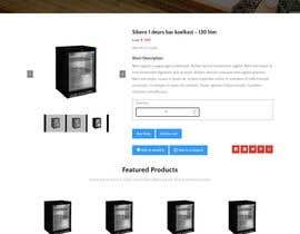 Bboysdreamsfell tarafından Re design my product page için no 38