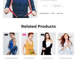 mdnomanparvej tarafından Re design my product page için no 22