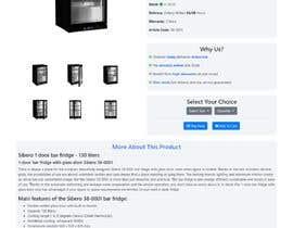 XimNewaz tarafından Re design my product page için no 29