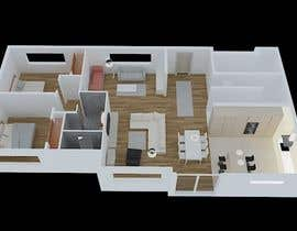 #34 for Interior design and layout sketches for new house by archiact
