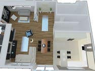 Illustrator Konkurrenceindlæg #46 for Interior design and layout sketches for new house
