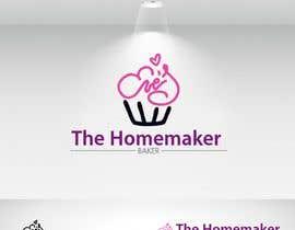 #89 untuk Logo design | The Homemaker Baker oleh kingslogo