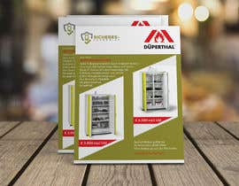 #211 for Make a flyer A4 by rahmandesigner