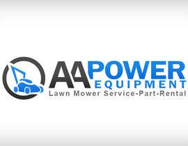 #78 para Logo Design for Lawn Mower Repair Shop por edbryan