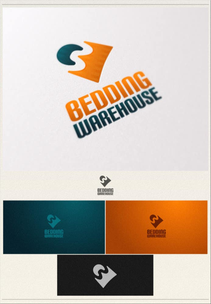 Contest Entry #89 for Logo Design for Bedding Warehouse