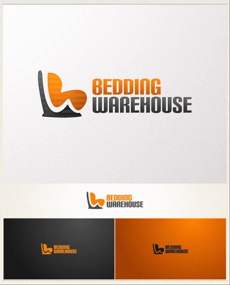 Kilpailutyö #                                        99                                      kilpailussa                                         Logo Design for Bedding Warehouse