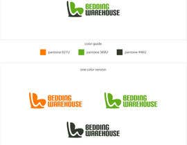 #104 for Logo Design for Bedding Warehouse af rugun
