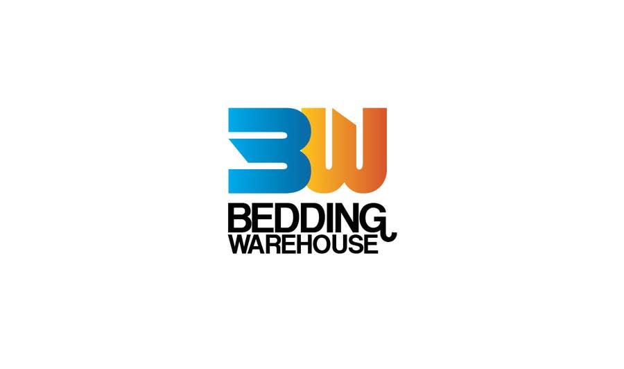 Kilpailutyö #                                        38                                      kilpailussa                                         Logo Design for Bedding Warehouse