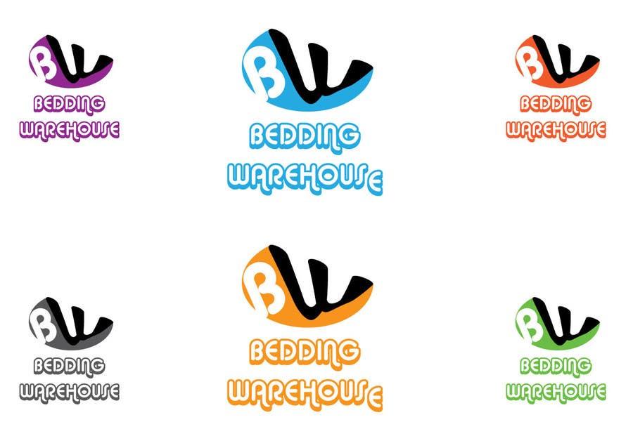 Kilpailutyö #                                        125                                      kilpailussa                                         Logo Design for Bedding Warehouse