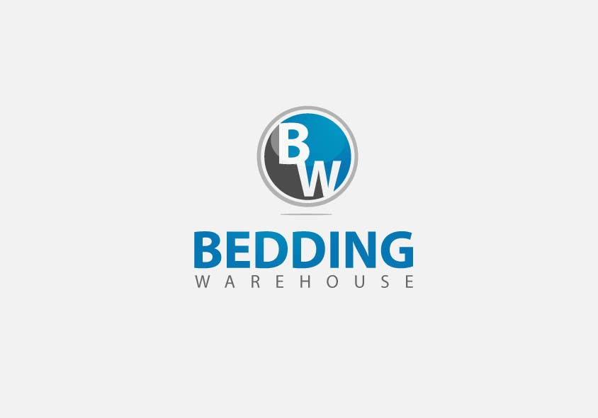 Kilpailutyö #                                        105                                      kilpailussa                                         Logo Design for Bedding Warehouse