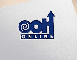 #476 for OOH Online Logo and Visual Identity Design by farhana6akter