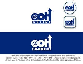 #477 for OOH Online Logo and Visual Identity Design by farhana6akter