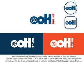 #480 for OOH Online Logo and Visual Identity Design by farhana6akter