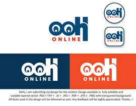 #484 for OOH Online Logo and Visual Identity Design by farhana6akter