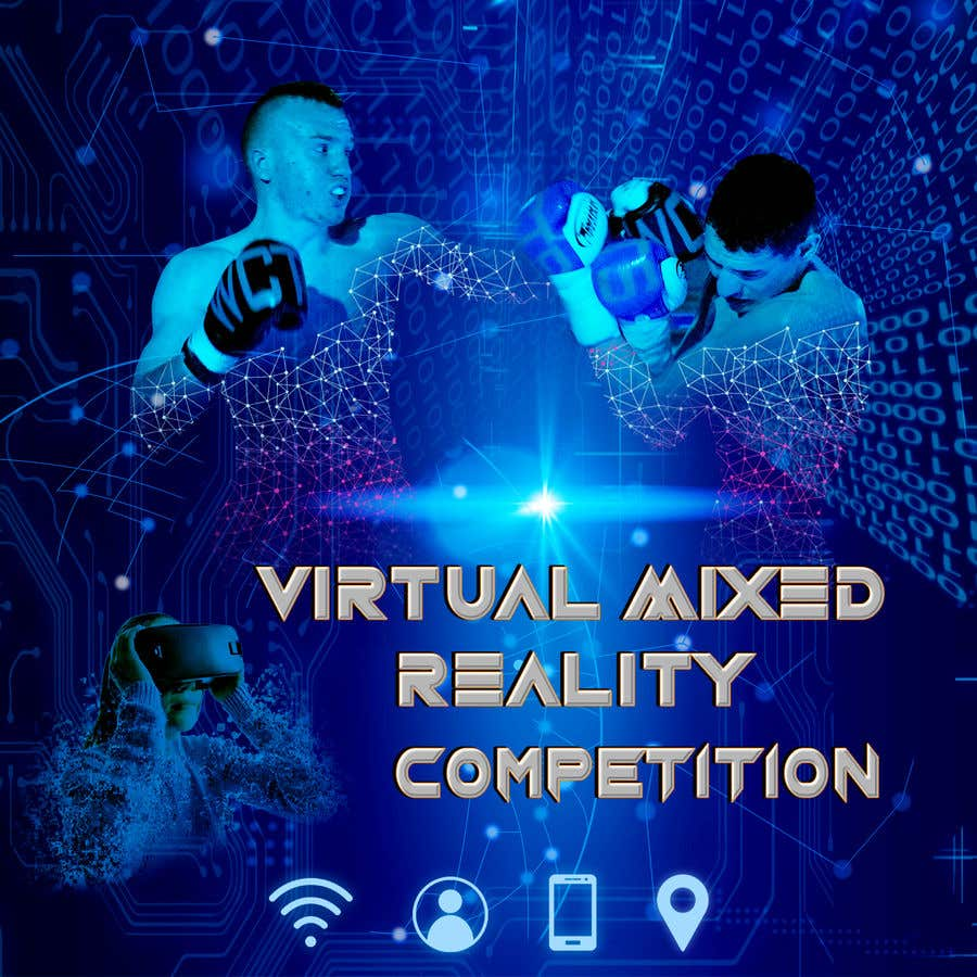 Bài tham dự cuộc thi #                                        175                                      cho                                         VIRTUAL MIXED REALITY COMPETITION