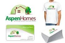 Bài tham dự #984 về Graphic Design cho cuộc thi Logo Design for Aspen Homes - Nationally Recognized New Home Builder,