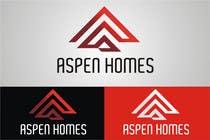 Bài tham dự #388 về Graphic Design cho cuộc thi Logo Design for Aspen Homes - Nationally Recognized New Home Builder,