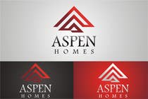 Bài tham dự #389 về Graphic Design cho cuộc thi Logo Design for Aspen Homes - Nationally Recognized New Home Builder,