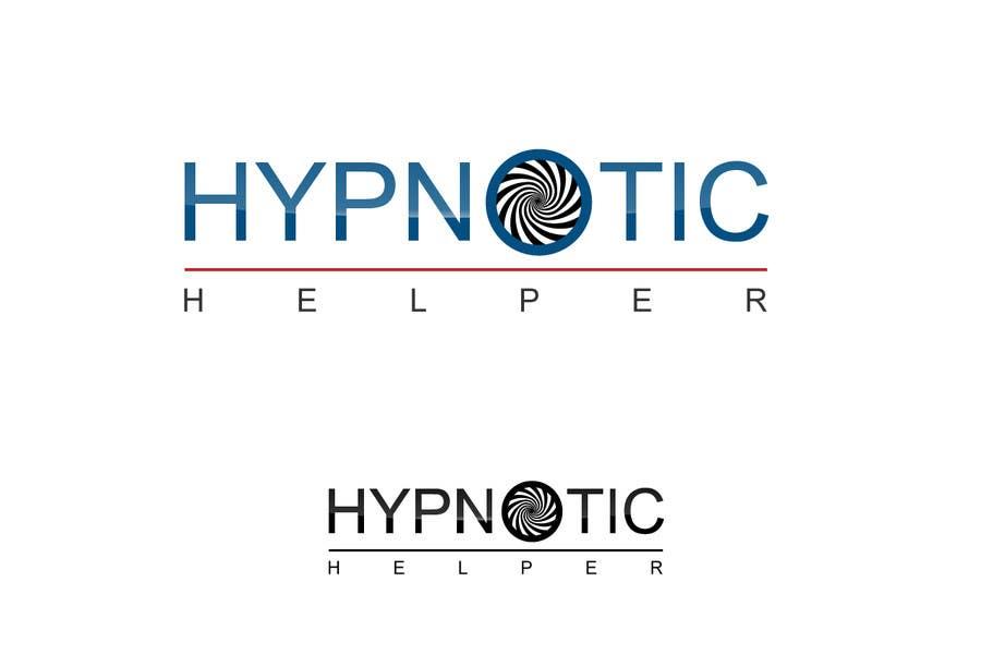 Kilpailutyö #52 kilpailussa Logo Design for Hypnotic Helper.com
