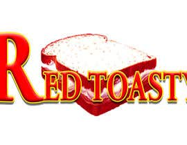 #6 for Logo Design for redtoasty af tontomaldito