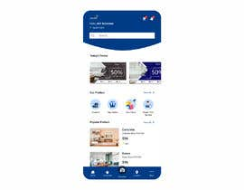 #21 for i need a UI (Image format) for mobile app homepage - Adobe XD by nikengeminius
