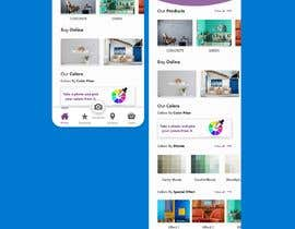 #17 for i need a UI (Image format) for mobile app homepage - Adobe XD by zalakrajaopi