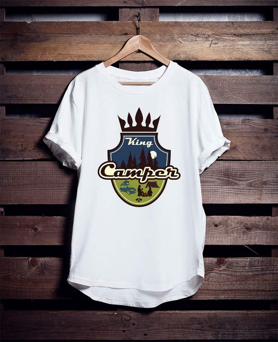 Penyertaan Peraduan #                                        19                                      untuk                                         Camper King Merchandise
