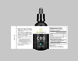 #35 cho Label design for Hemp/Cbd product bởi Pulakbindu