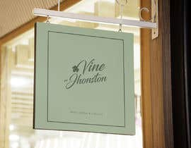 #238 สำหรับ Wine bar branding for singage, logo, menu creatives and general aethetic for store. โดย ivanipangstudio