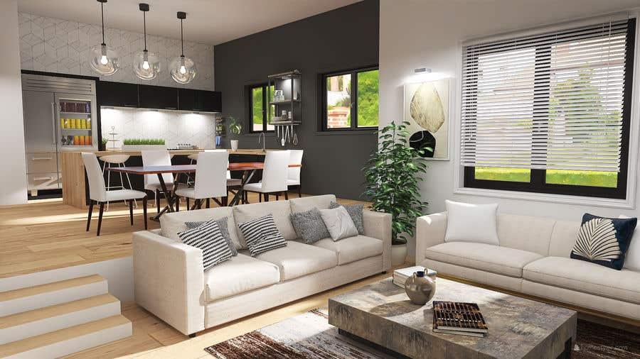 Proposition n°                                        13                                      du concours                                         3d Design- Interior Design home ideas
