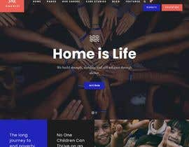 #100 for Re-create A Website For A Non Profit Organization by smahad2