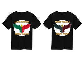 nº 108 pour Create Tee Shirt Design - TJ par HUSSAIN547