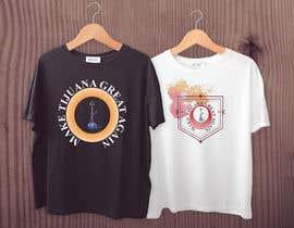 nº 48 pour Create Tee Shirt Design - TJ par sabujservice