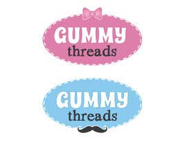 #43 for Logo Design for 'GUMMY THREADS' af krizdeocampo0913