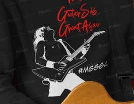 #24 for Tee Shirt Design - Guitar af mvd41