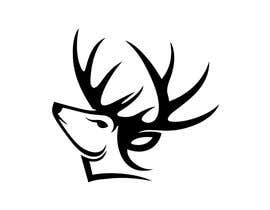 #30 for Buck antler logo design by mdtanvirhasan352