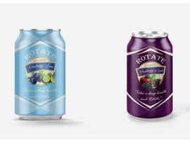 #34 untuk CBD Beverage Labels - Three Flavors oleh Dider965
