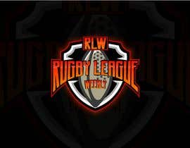 #71 for RugbyLeague Logo by mdimad
