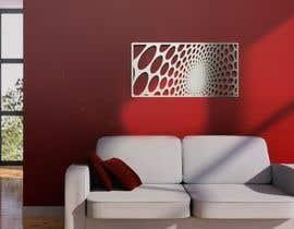 #43 para Design laser cut metall wall art panel por gayatry