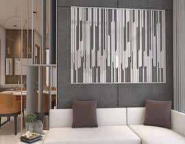 #38 para Design laser cut metall wall art panel por kaushikankur50