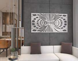 #76 para Design laser cut metall wall art panel por kaushikankur50