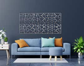 #25 para Design laser cut metall wall art panel por pergeo