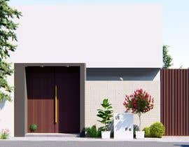 #28 for Private villa landscape design (CAD + 3D renders) af CaesarEj
