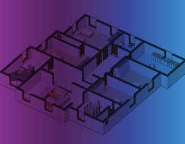 #43 para Reimagining the Floor Plan for My Home's Second Floor por tanbircreative
