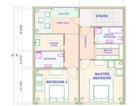 #33 para Reimagining the Floor Plan for My Home's Second Floor por ILLUSTRART